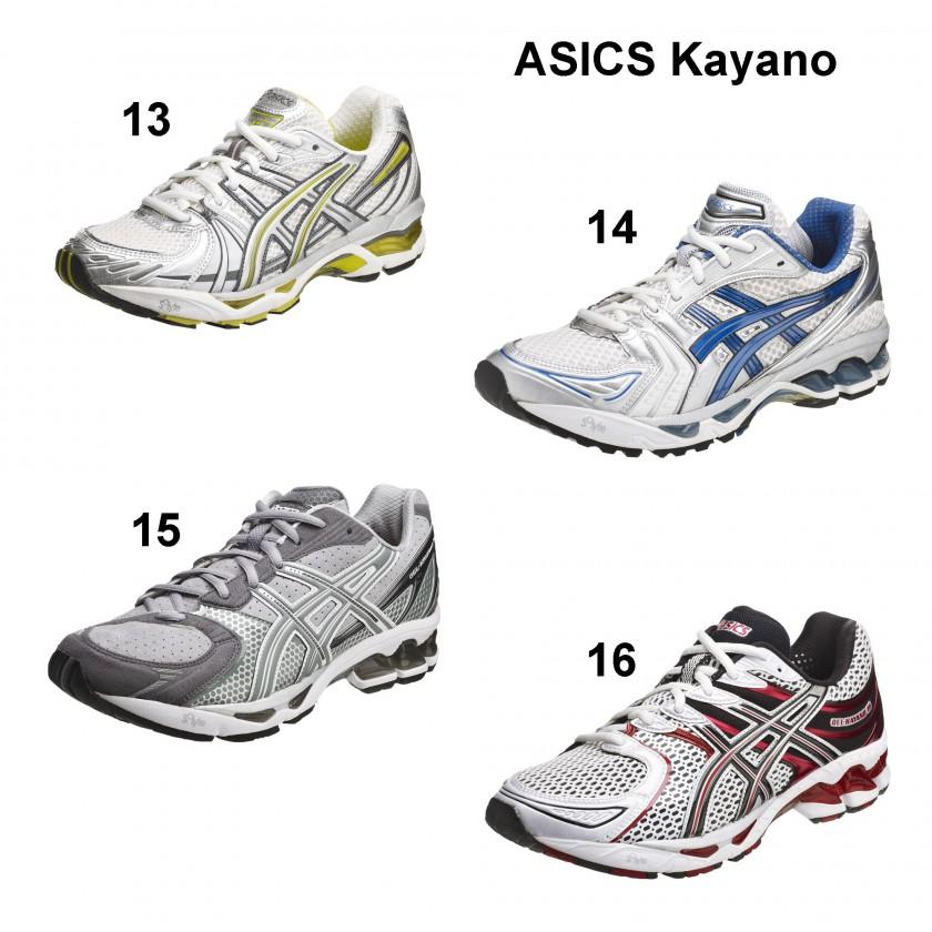 ASICS GEL-KAYANO Version 13 - 16
