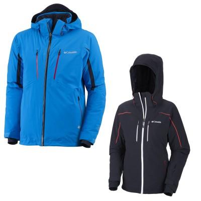 Millennium Blur Jacket Men/Women 2013/14 von COLUMBIA Sportswear