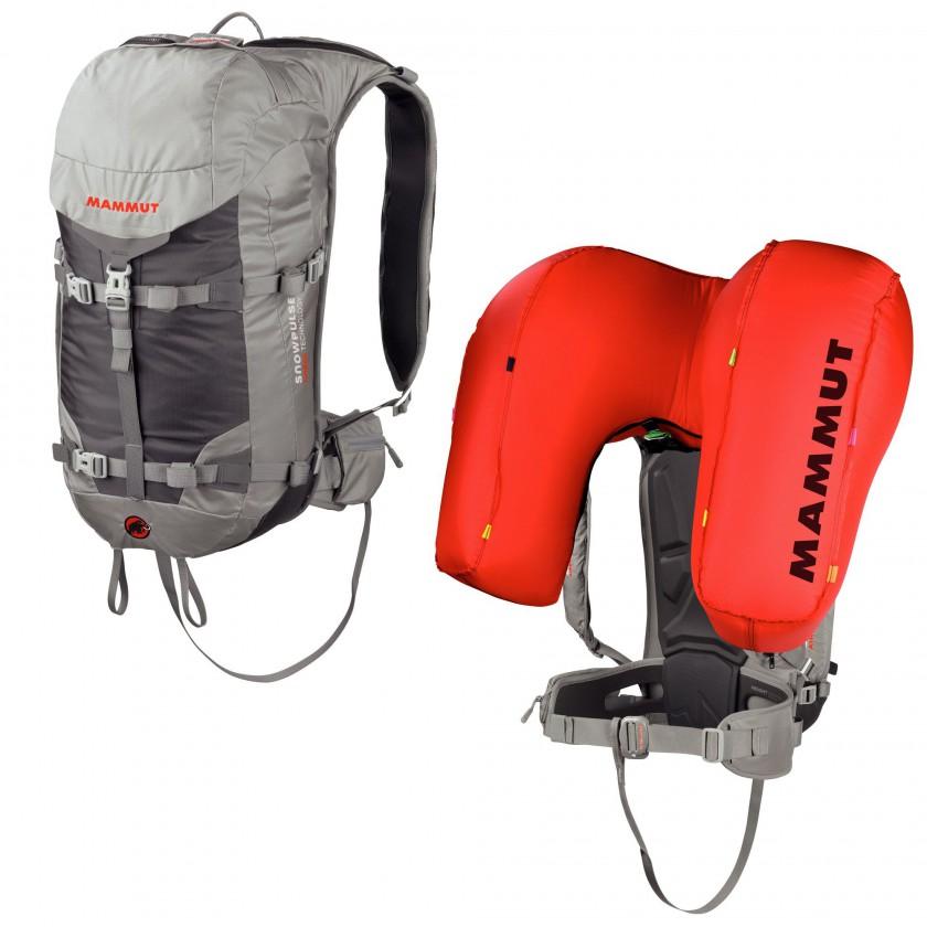Light Protection Airbag Rucksack mit P.A.S. 2013/14 von MAMMUT