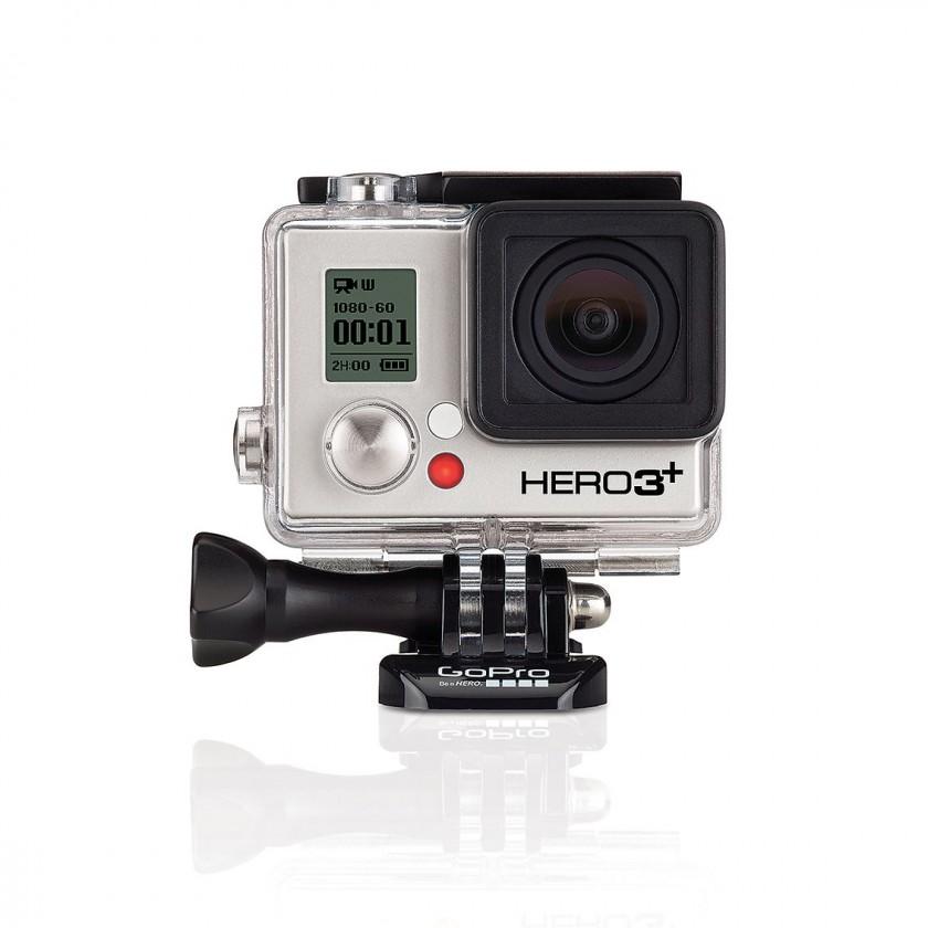 HERO3+ Action-Sport-Kamera Black Edition Standard 2013 von GOPRO