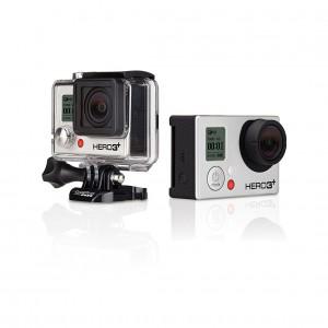 HERO3+ Action-Sport-Kamera Black Edition mit Gehäuse 2013 von GOPRO
