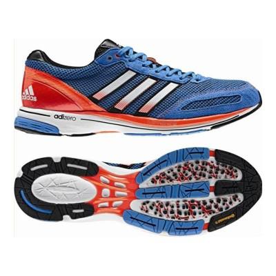 adizero adios 2 Laufschuh mit Continental-Laufsohle 2013 von adidas