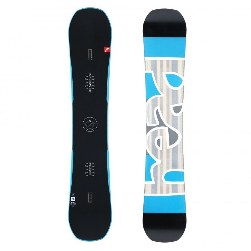 INSTINCT DCT i. KERS Snowboard top u. base 2013/14 von HEAD