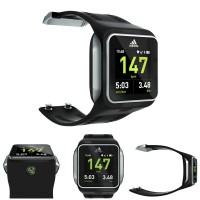 miCoach SMART RUN GPS-Laufcomputer verschiedene Ansichten 2013 von adidas