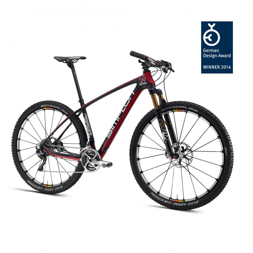 German Design Award: Winner 2014 - Razorblade 29 MRS Mountainbike von SIMPLON