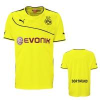 Borussia Dortmund - Wintertrikot Fussball-Bundesliga-Saison 2013/14 von PUMA