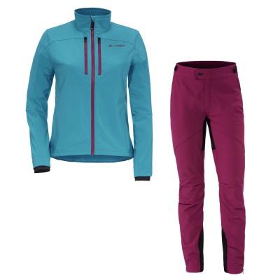 Qimsa Bike Jacket und Pants Women 2013/14 von VAUDE