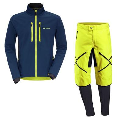 Virt Bike Jacket und Pants Men 2013/14 von VAUDE