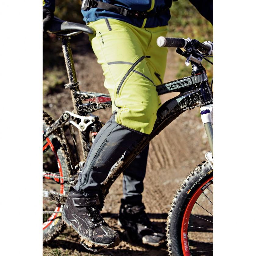 Virt Bike Pants Men in Aktion 2013/14 von VAUDE