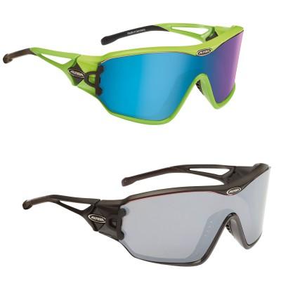 ALPINA S MAGNETIC Sportbrille S62 und S72 2013/14