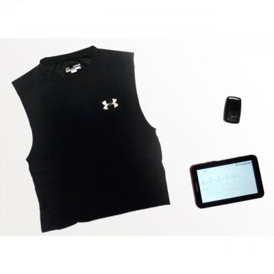 Fitness-Shirt vom Fraunhofer IIS: Das intelligentes Trainingsgert hilft berlastung oder Unterforderung im Training zu vermeiden