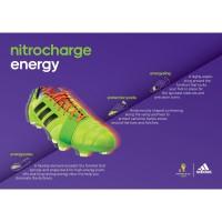 nitrocharge 1.0 Fussballschuh - Samba Edition hellgrn Tech Sheet 2013 von adidas