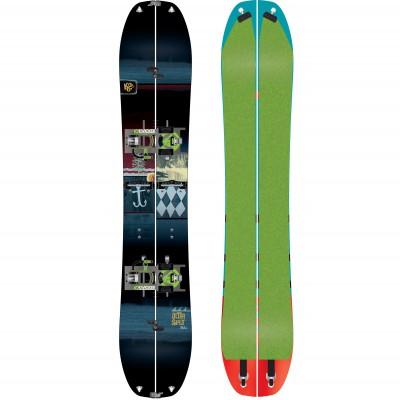 Ultra Split-Snowboard 161 TopBase 2013/14 von K2