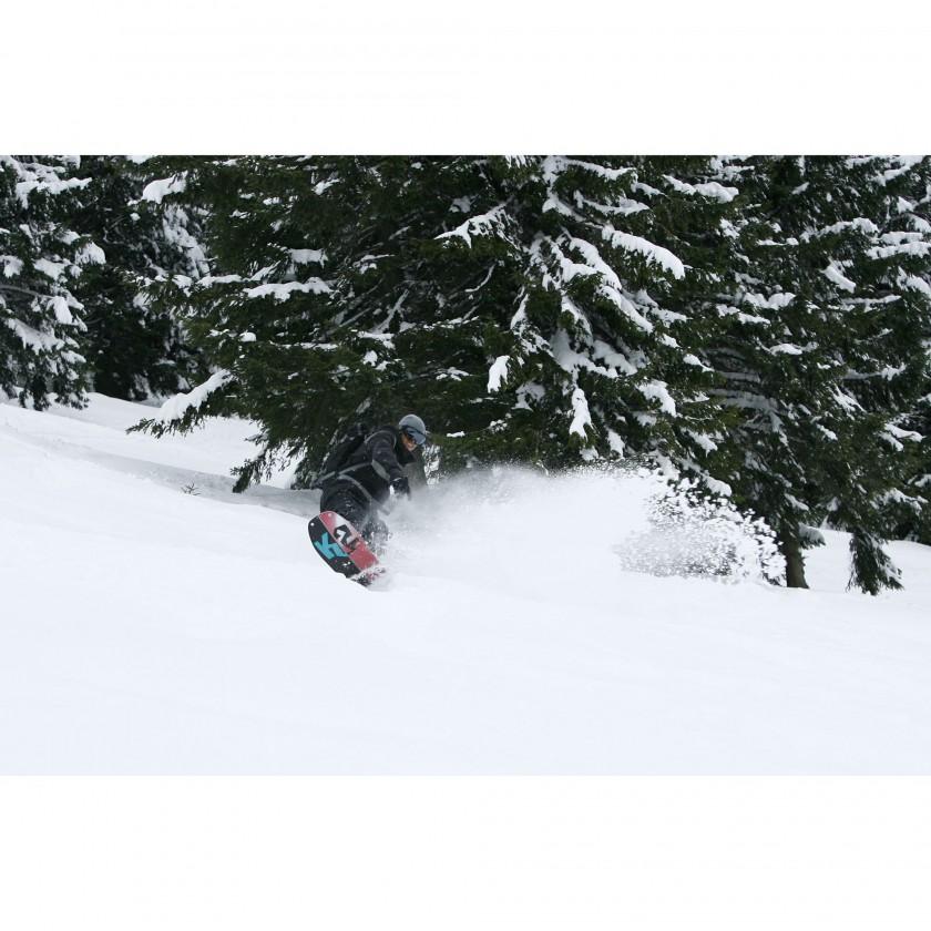 Ultra Split-Snowboard Action 2013/14 von K2