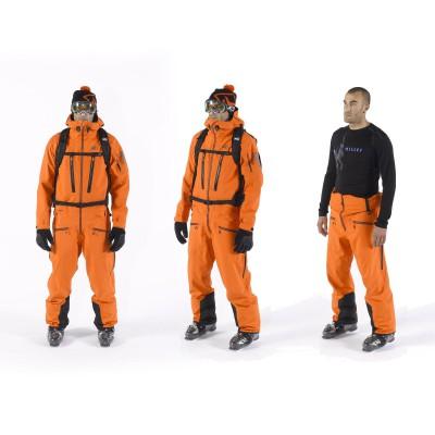 Freerider im Bimb Pro GTX Suit 2013/14 von MILLET