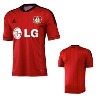 Bayer 04 Leverkusen - Auswrts-Trikot Fussball-Bundesliga-Saison 2013/14 von adidas