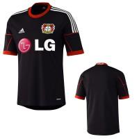 Bayer 04 Leverkusen - Heim-Trikot Fussball-Bundesliga-Saison 2013/14 von adidas