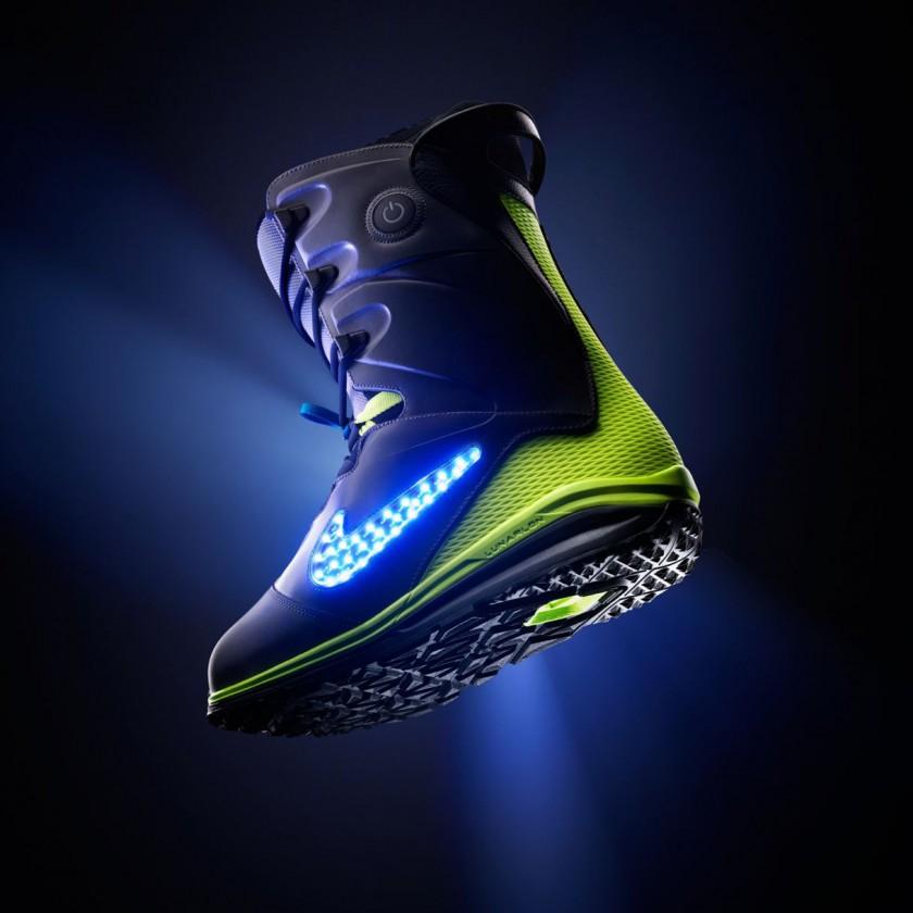 LunarENDOR QS Snowboard-Schuh sole 2013/14 von Nike
