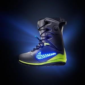 LunarENDOR QS Snowboard-Schuh side 2013/14 von Nike