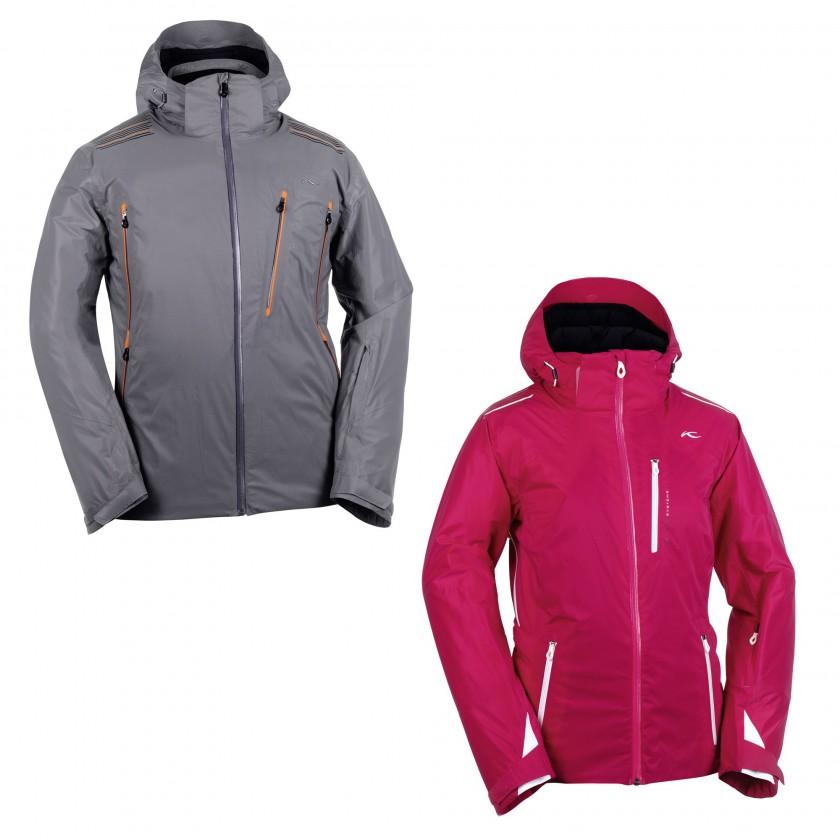 Helium Ski-Jacket Men/Women 2013/14 von KJUS