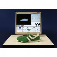 Fraunhofer IPMS 2013: Hightech-Laufschuh soll knftig die Lauftechnik in Echtzeit bewerten und Verletzungen entgegenwirken