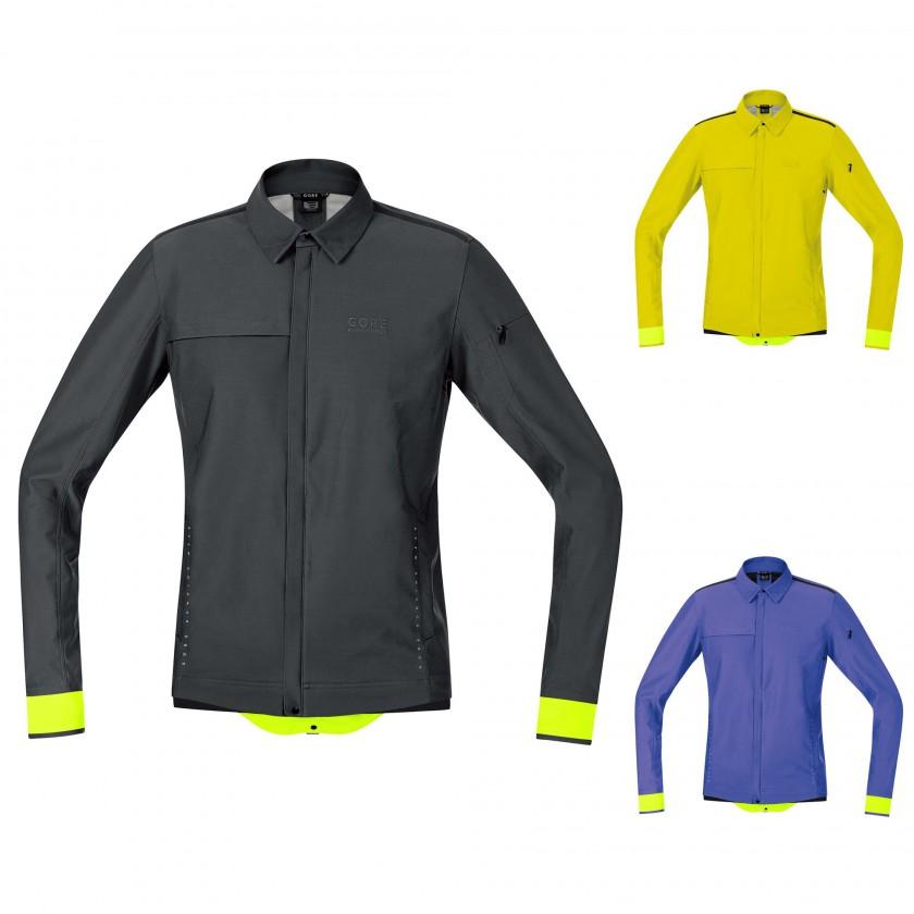 Bild: URBAN RUN SO Jacket Men 2014 von GORE RUNNING WEAR