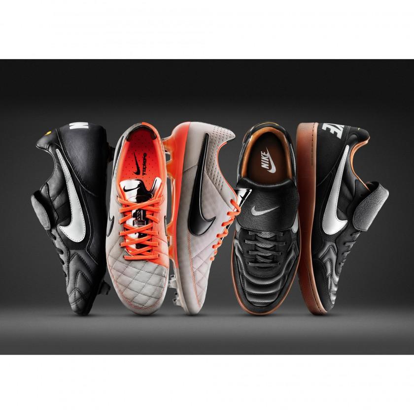 Tiempo Legend V Fußballschuhe u. Tiempo 94 2013 von Nike