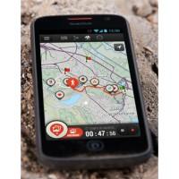 Quechua Phone 5 Outdoor-Smartphone Kartenansicht 2013