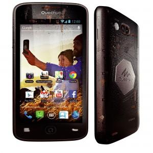 Quechua Phone 5 Outdoor-Smartphone 2013