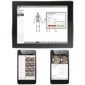 Lanista Trainingssoftware installiert auf einem Tablet und Smartphone