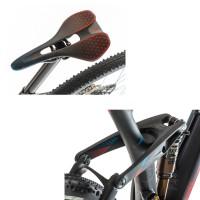 Stereo Super HPC SLT 29 Mountainbike: CUBE SLT-Zero Vollcarbonsattel und Fox Float CTD Adjust BoostValve Dmpfer 2014 von CUBE