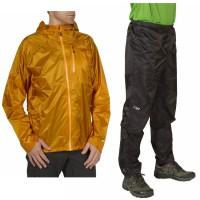 Helium II Jacket u. Helium Pants Men black 2014 von Outdoor Research