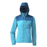 Helium Hybrid Jacket Women rio/hydro 2014 von Outdoor Research