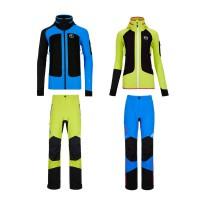 NATURETEC LIGHT COL BECCHEI Ski-Jacke/Hose Men u. PIZ DULEDA Ski-Jacke/Hose Women 2014/15 von ORTOVOX