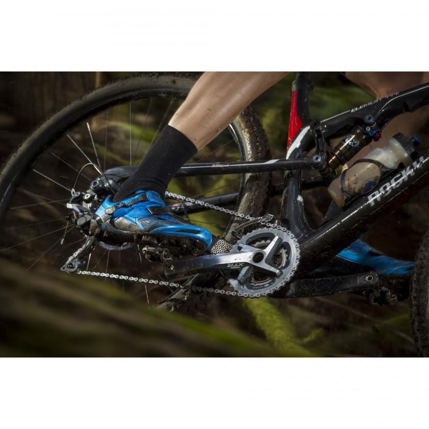 SH-XC90 Cross-Country-Fahrradschuhe Action 2014 von SHIMANO