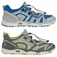 V-TRACK FLEXSHIELD Active Trail Schuh Men/Women classic-blue/fresh-lemon 2014 von Jack Wolfskin