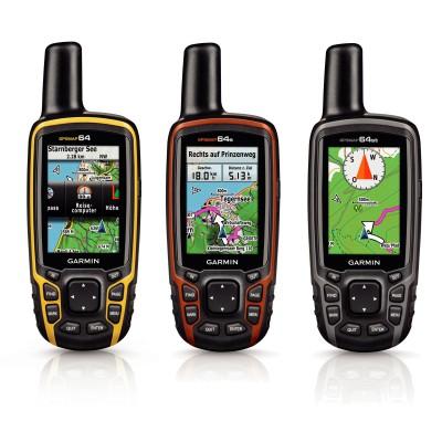 GPSMAP 64, 64s u. 64st Navigationsgerte 2014 von GARMIN