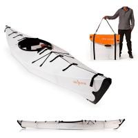 Oru Kayak - als Boot und Tasche - gewann ISPO AWARD Product of the Year im Segment Outdoor 2014/15