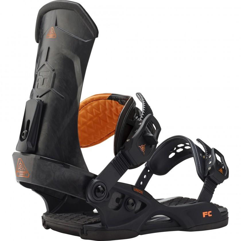 FC Snowboardbindung der Union Binding Company gewann ISPO AWARD Product of the Year im Segment Action 2014/15