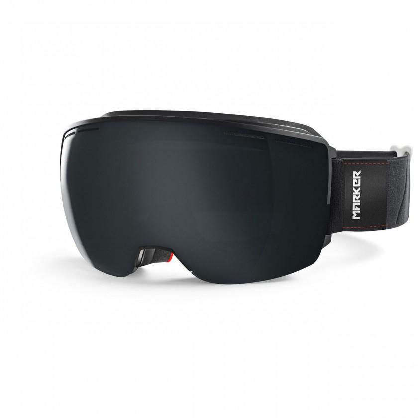 3D+ OTIS Skibrille black mit MAP Technologie 2014/15 von MARKER