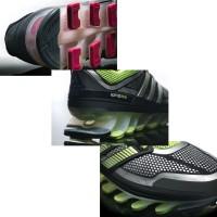 Springblade Laufschuh - Lamellen Blades der Laufsohle 2014 von adidas