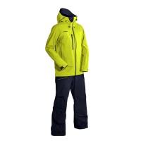 Alyeska GTX Pro 3L Jacket  Bib Pants Men 2014/15 von MAMMUT
