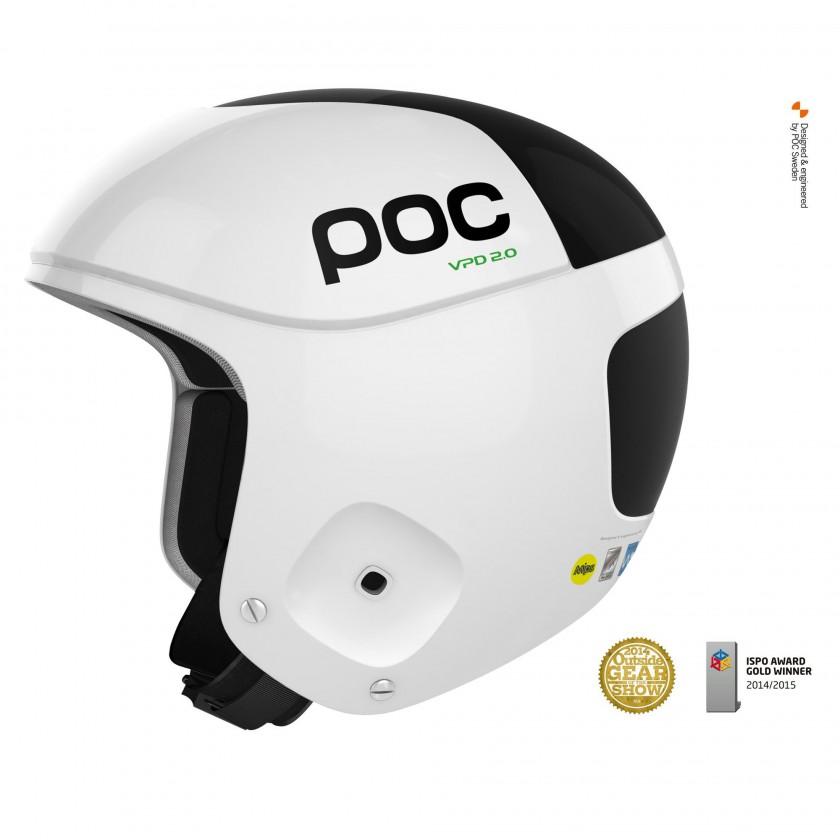 Skull Orbic Comp H.I. MIPS Skihelm von POC:  ISPO Gold Award Winner 2014/15
