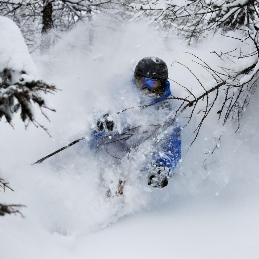 Igniter MIPS Skihelm black Ski-Action 2014 von Sweet Protection