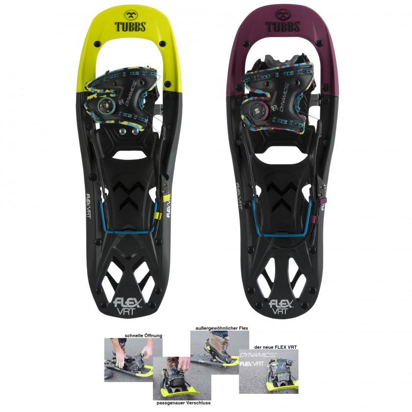 Flex VRT Schneeschuh mit Boa Verschluss 2014/15 von TUBBS