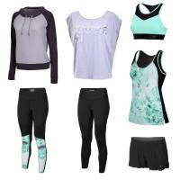 Heidi Klum for New Balance Sportbekleidungs-Kollektion 2014 Teil 1
