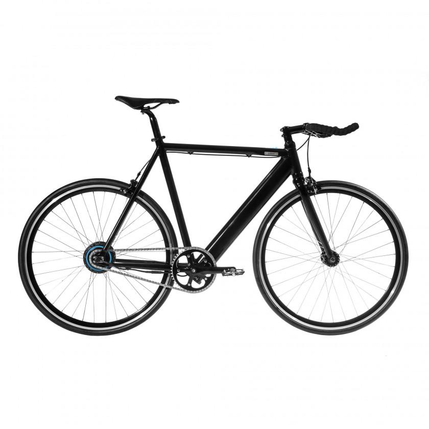 eCycle Single-Speed E-Bike seite 2014 von COBOC