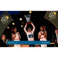 Nairo Quintana und sein Team Movistar fahren in der Saison 2014 mit dem navi2coach Fahrradcomputer von o-synce