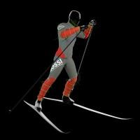 Infini Skiing Langlauf Kompressionslinie Shirt u. Pants 3D 2014/15 von Rossignol