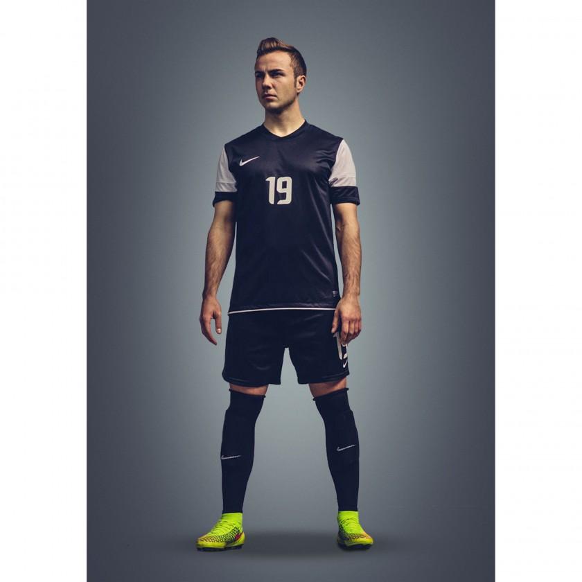 Mario Götze vom FC Bayern München im Magista Fußballschuh 2014 von Nike
